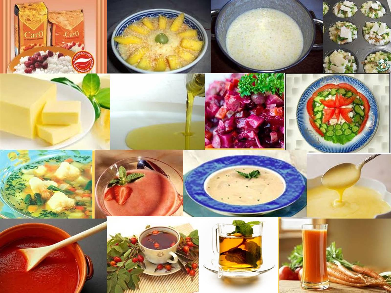 Лучшие лечебные диеты