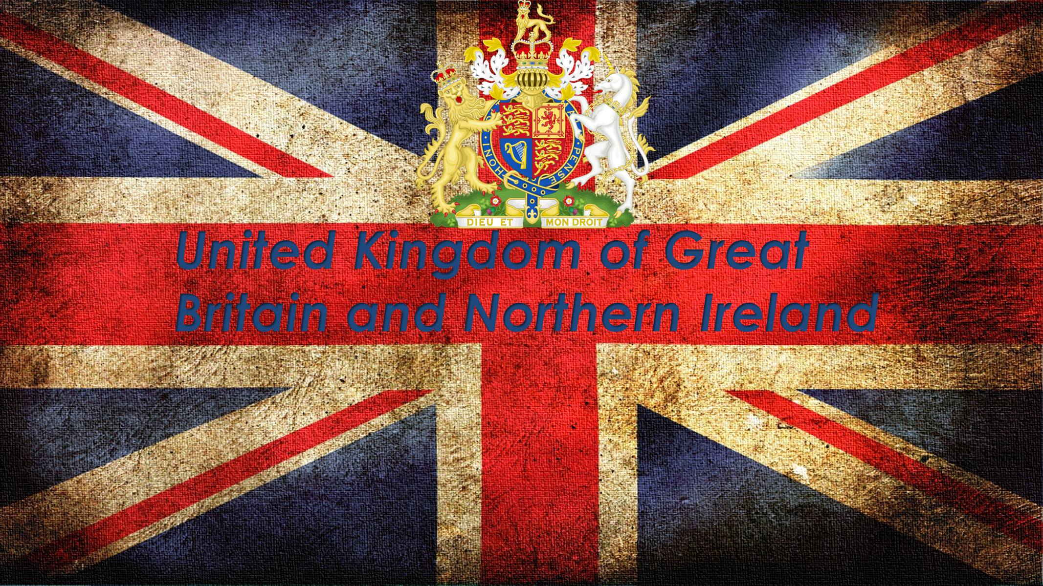 Презентація на тему «United Kingdom of Great Britain and Northern Ireland» (варіант 1) - Слайд #1