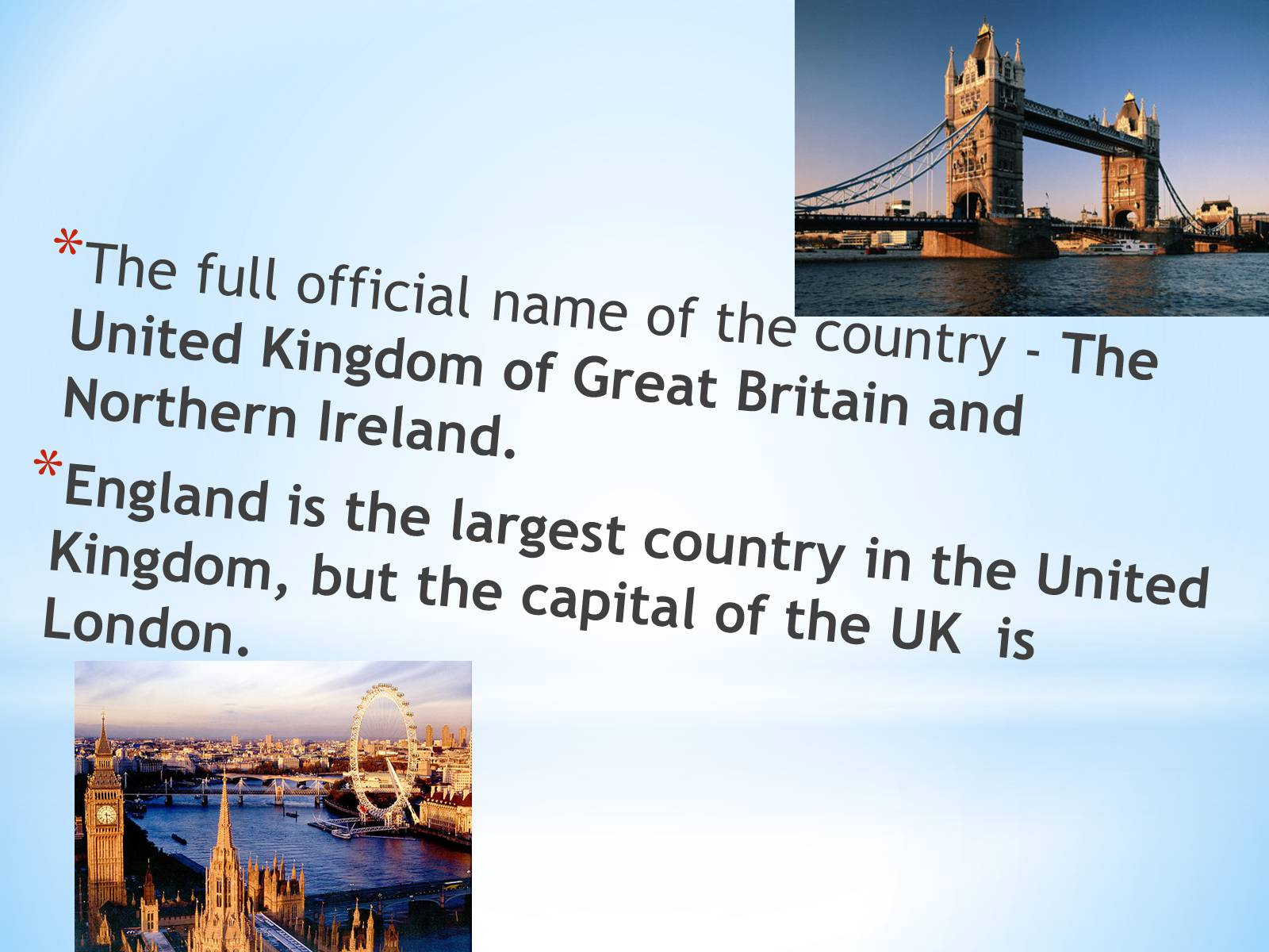 Презентація на тему «Some interesting facts about Great Britain» - Слайд #2